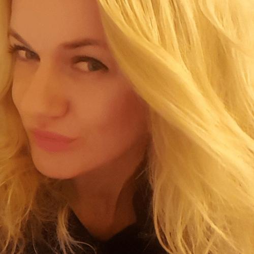 Nyfiken blondin letar man för dogging